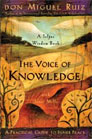 The Voice of Knowledge: A Practical Guide to Inner Peace (Toltec Wisdom)