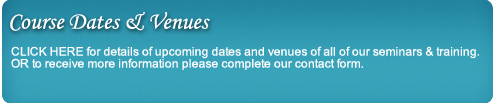 course dates and venues